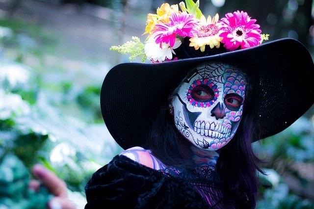 jour des morts à Cancun